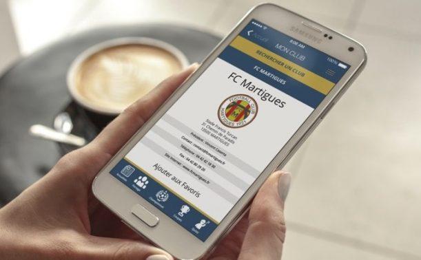 La Ligue de rencontres Android App